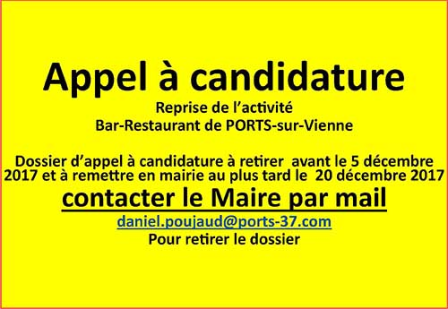 BHR Appel a candidature24112017 500