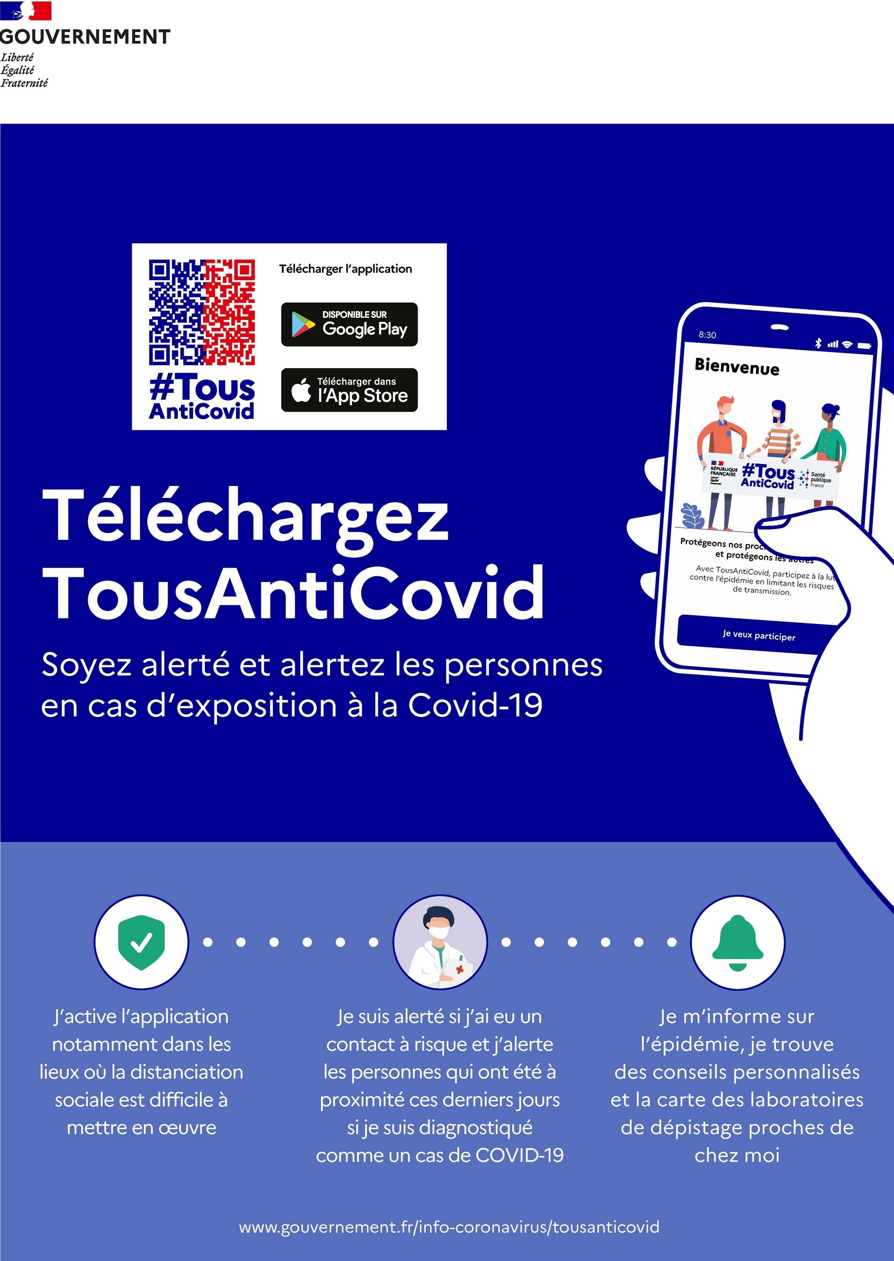 tous anticovid application 2000